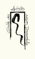 Logo de la Guilde des artistes de la région de Drummondville