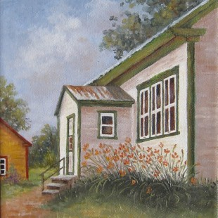 Lucille Béland - L'école du village