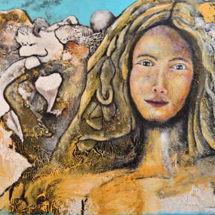 Isabelle Ferron Marchand - Dans un jardin de corail