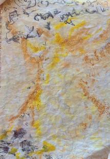 Sylvie Carole Turcotte – Sylca - Peinture sans titre