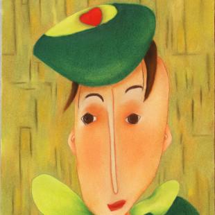 Doris Bellefeuille - Quand le clown est triste
