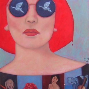 Colette Vadnais - Clin d'oeil