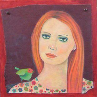 Colette Vadnais - Un petit oiseau m'a dit